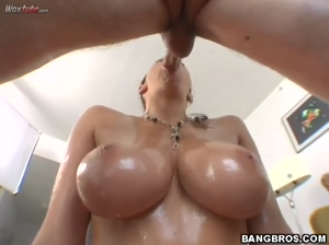 Lost so much jizz to her first Bangbros scene
