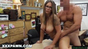 Layla London With Her Big Tits and Glasses