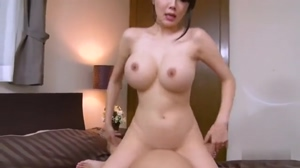 Big titted Asian girl