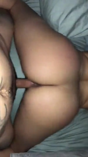 Sexy Big Booty Latina Jiggling Ass On Hard Cock