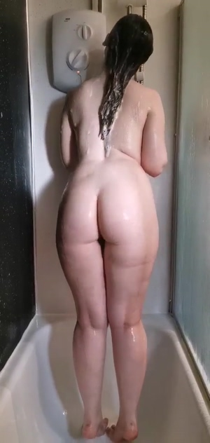 Soapy Thick Ass