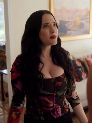 I want to make Kat Dennings my cow tonight