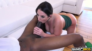 Angela White - Big Tits Vs. Monster Cock