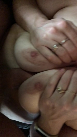 The wife's fuckable tits
