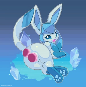 Cream-Filled Glaceon