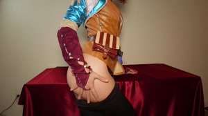 32 Triss Merigold Does Anal