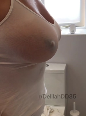My big wet natural boobs x
