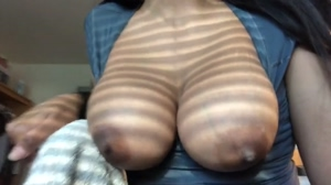 don't you love how my big tits bounce?