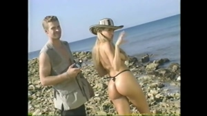 Sofia Vergara's Bare Ass BTS