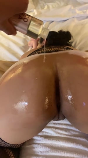 Big and wet ;)