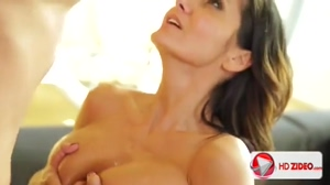 Ava Addams Getting Her Tits Fucked