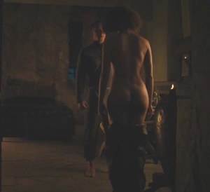 Nathalie Emmanuel in Game Of Thrones S07E02