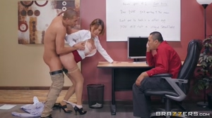 Big Tits At Work - Krissy Lynn