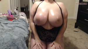 full size tits bouncing