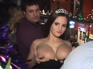 Big titted girls gone wild girl