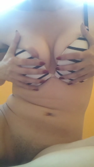 Who else loves my little tits? ❤