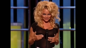 Pamela Anderson on her comedy Central roast