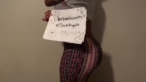 Verification: Real, Natural Booty Baby x