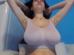 Big saggy tits