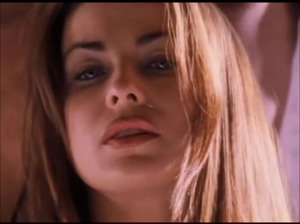 Late 90's blowjob eyes from Carmen Electra must have been epic