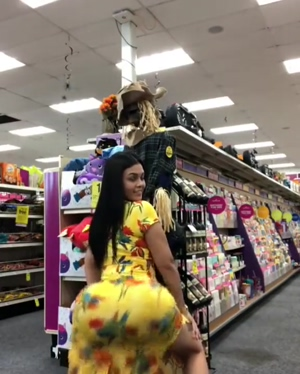 At The Store