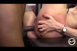 Creampie for Janet Mason