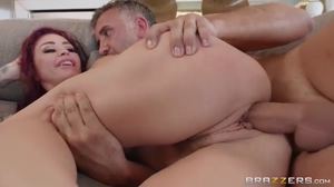 hot milf try anal
