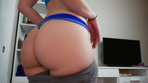 Hot pretty and big ass