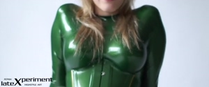 Green Catsuit