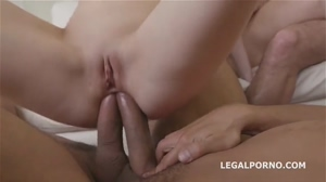 Crystal Greenvelle Double Anal