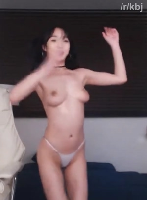 Topless Asian Dancing