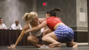Rachael Ostovich TUF Tryout