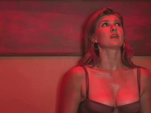 Connie Britton is the sexiest fucking MILF