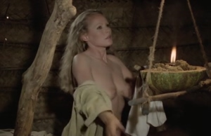 Ursula Andress - The Mountain of the Cannibal God