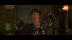 Is Celia Imrie too old to use with some bi bud/s?