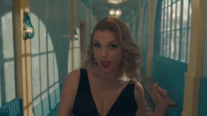 Taylor Swift in her new video