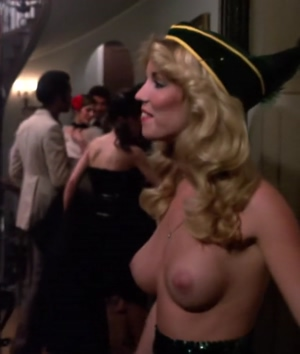 Peggy Trentini topless elf plot from Young Doctors in Love
