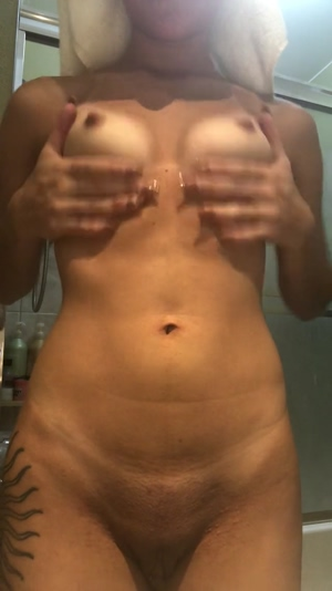 21 small boobs are fun too ;)