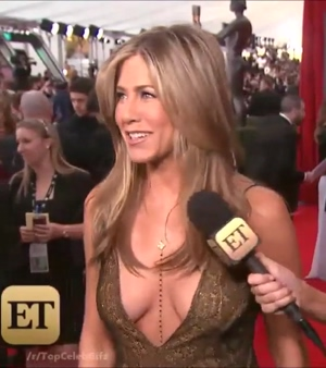 Does 50-year-old Jennifer Aniston count?