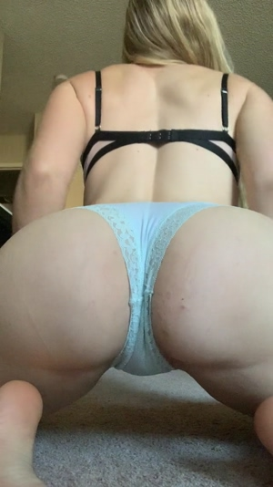 Give these panties a home! Wear includes free workout sessions and proof pics ;)