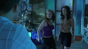 Keegan Connor Tracy and Christine Chatelain in 40 Days and 40 Nights