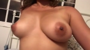 How my boobs look when I ride