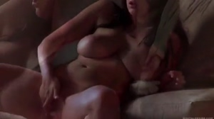 Girl With Amazing Soft Tits Playing With Herself