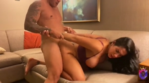 Homemade Porn - Big Ass Wife Fucked in Hottest Doggystyle
