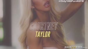Courtney Lends A Helping Hand - Courtney Taylor