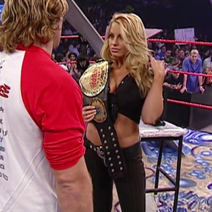 Trish Stratus what are yours guys fantasy's about Trish? Have always wanted to fuck her up her ass anyone else?