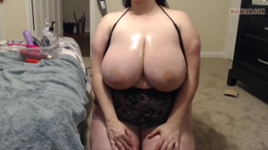 mega size big boobs