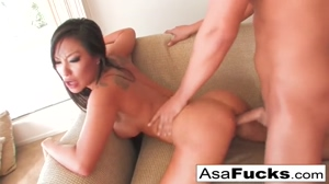 Asa gets a solid and hard fuck
