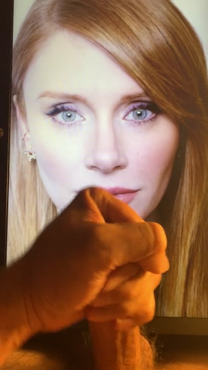 Bryce Dallas Howard tributed