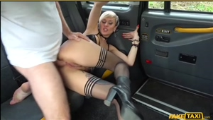 FakeTaxi - Tanya Virago Tanya returns with her anal promise